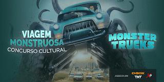 Participar Concurso Cinemark 2017 Viagem Monstruosa