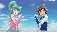 "Calen & Tokio, the ""protagonists"""