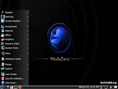 Node Zero Desktop