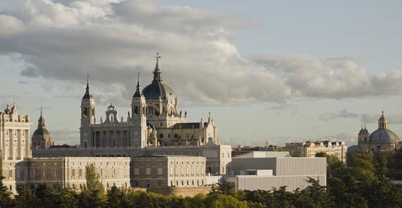 El Museo de las Colecciones Reales abrirá a finales de 2017