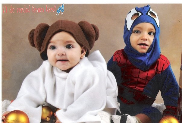 Spiderman-Leia-Frikismo-Blog-maternidad