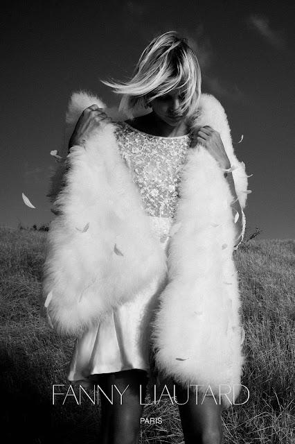 FANNY LIAUTARD créateur robe de mariée Paris