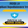 Download PATCH 1.0 Untuk Aplikasi Dapodikdasmen Versi 2018.b