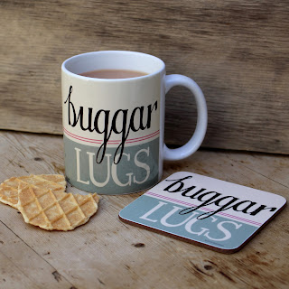 Geordie Mugs and Geordie Coasters by Wotmalike Buggar Lugs
