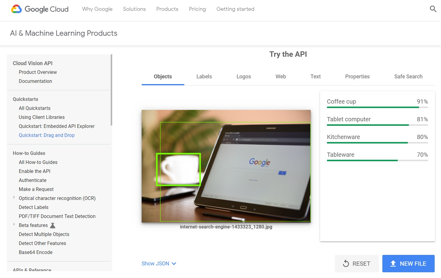 Google's New Cloud Vision Tool Makes Image-SEO Easier / Digital Information World