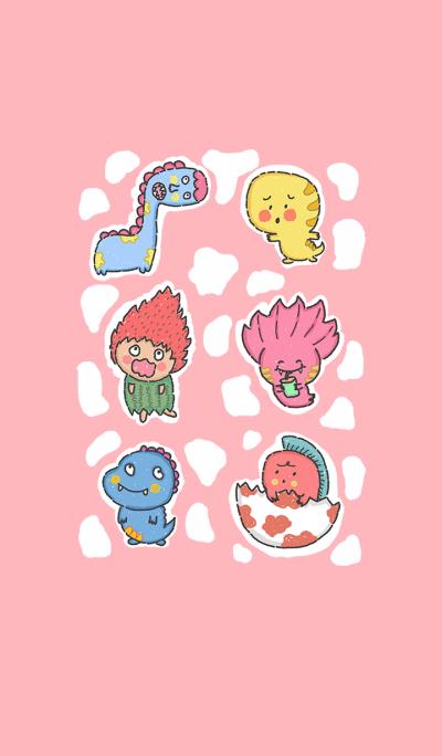 dinotongz 3 : baby pink