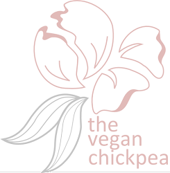 the vegan chickpea