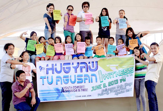 Hugyaw Tu Agusan: Join Now! ~ ::.RBN5