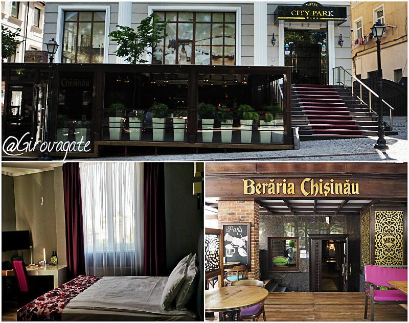 city park hotel chisinau moldova