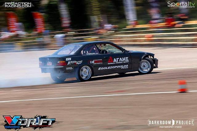 """""""3ο Ναύπλιο Auto Show"""" : Αγώνας Δεξιοτεχνίας – DRIFT στο Ναύπλιο"""