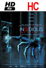 Insidious: The Last Key (2018) HDRip HC Subtitulos Latino / MP3 2.0 ingles