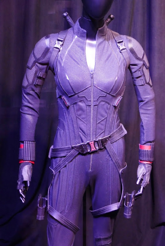 Avengers Endgame Black Widow costume