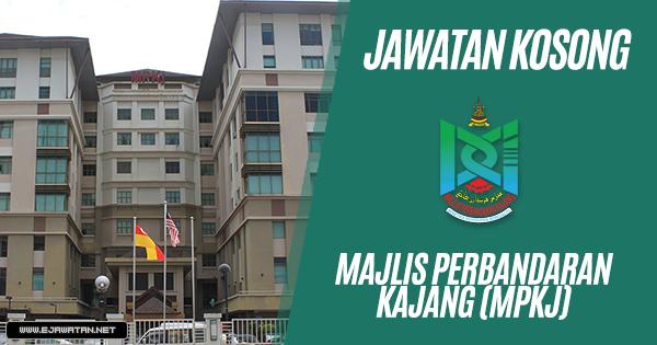 jawatan kosong terbaru Majlis Perbandaran Kajang (MPKj) 2019
