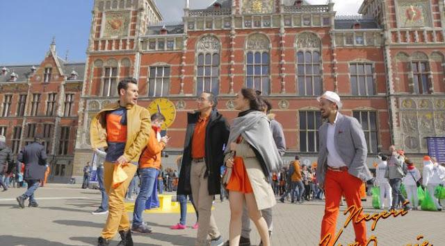 Review Film Negeri Van Oranje (2015) : Cinta Segilima Dalam Balutan Friendzone