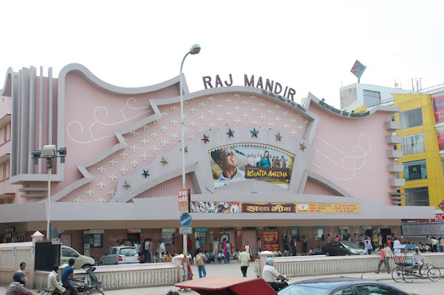 Raj Mandir Cinema Hall Jaipur