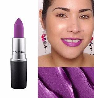 10 Merk Lipstik Warna Ungu Kualitas Terbaik Untuk Tampilan Bold Anda