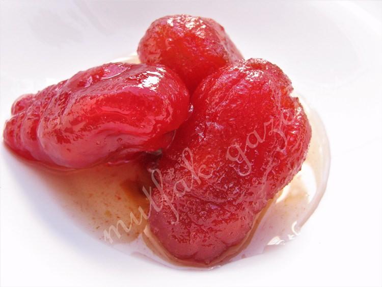 domates reçeli