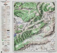 Cartes - topographiques - Maroc - Jamal Chaaouan