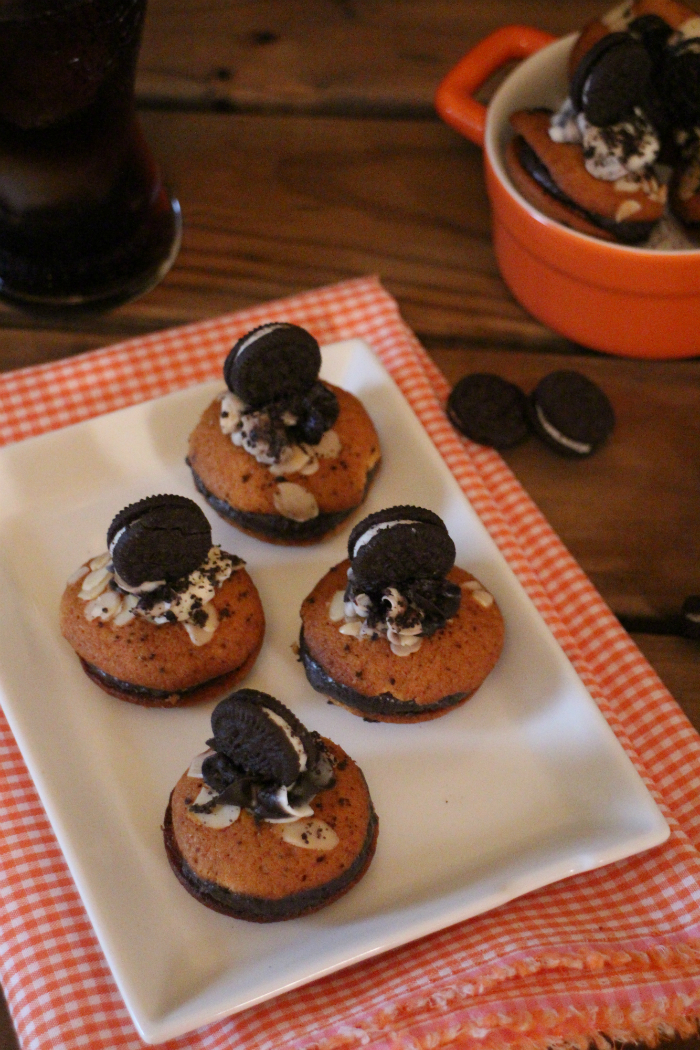 whoopie-pies-de-miel, honey-woophie-pies