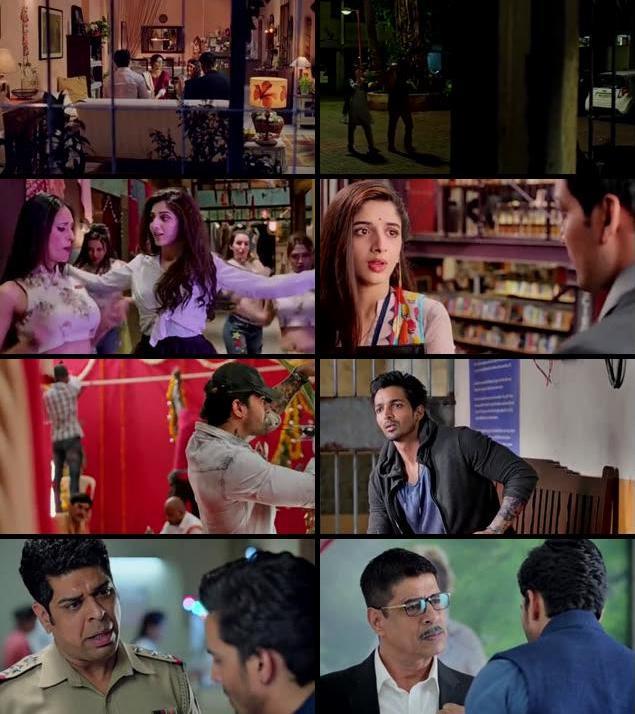 Screen Shot Of Sanam Teri Kasam 2016 300MB HDRip 480P Full Hindi Movie Watch Online Free Download