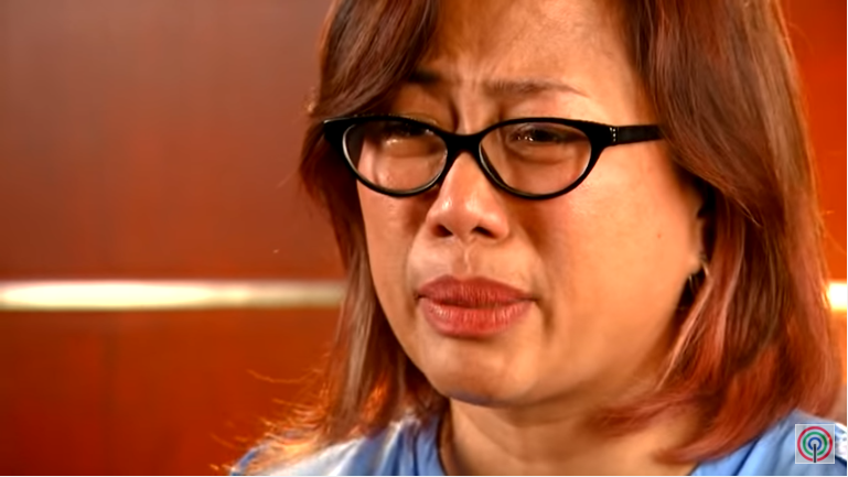Director Cathy Molina in a tell-all interview with Boy Abunda.