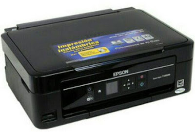 Epson Stylus TX430W Driver Download
