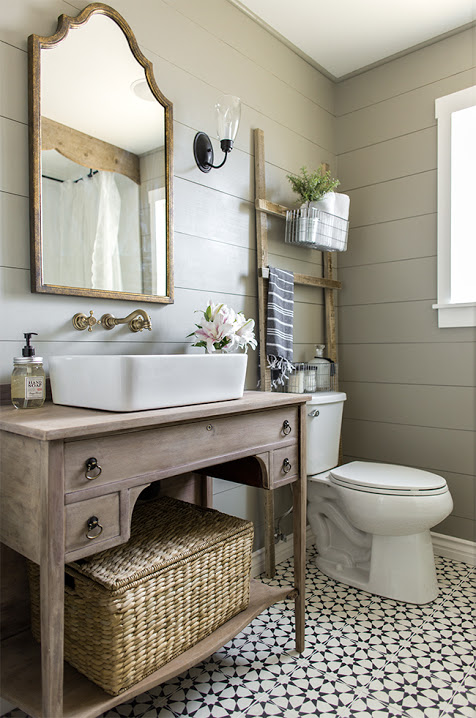 You Can Fill With Towels, Toilet Paper, Or Other Bathroom Necessities. You  Are Adding Texture, Style, And Extra Storage To Your Bathroom All At The  Same ...