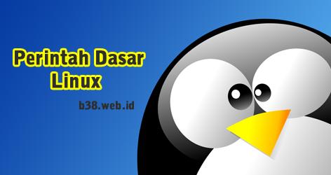 Perintah Dasar Linux Yang Sering Dipakai