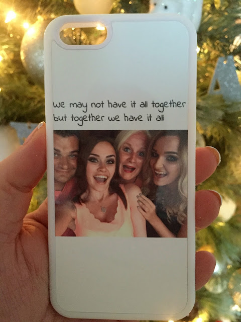 My New Personalised Phone Case