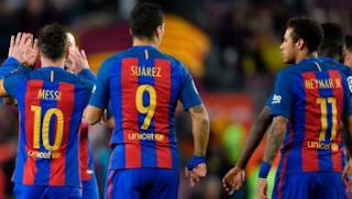 Barcelona vs Sporting Gijon 6-1  Video Gol & Highlights