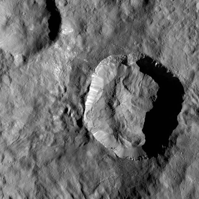 Juling Crater, Ceres