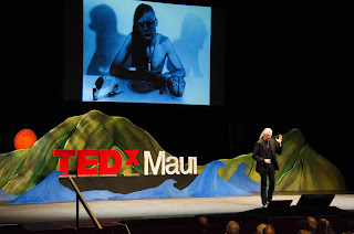 OluKai's Narrative Talk Story Presented Through Archie Kalepa  at TEDxMaui 2013 3