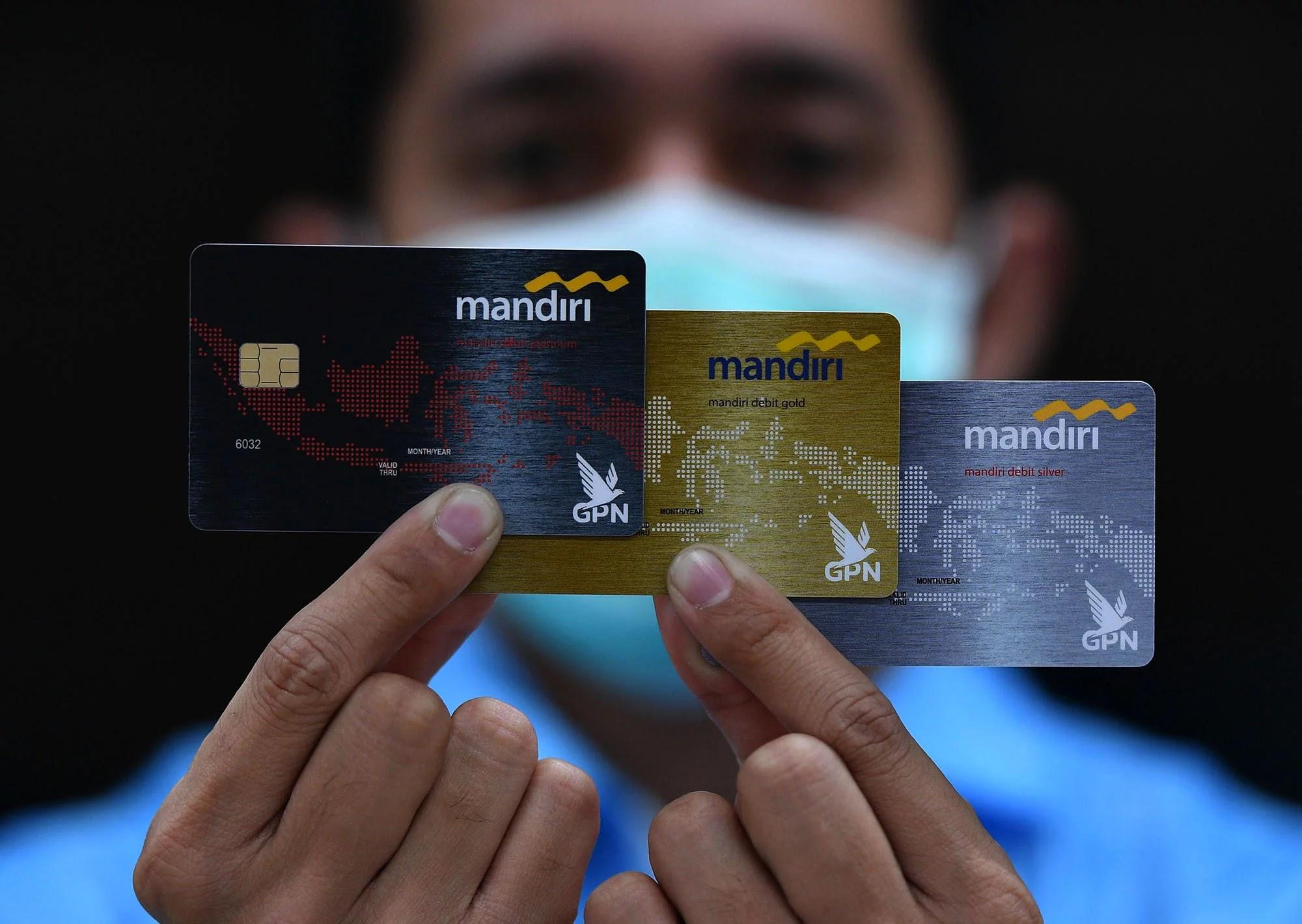 Limit Transfer ATM Mandiri Berdasarkan Jenis Kartu ATM Mandiri