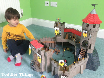 Review - Playmobil Lion Knight's Empire Castle