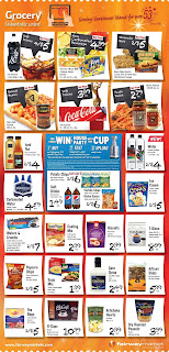 Fairway Market Flyer May 5 to 11, 2017