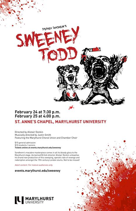 Sweeney Todd Feb 2018 poster