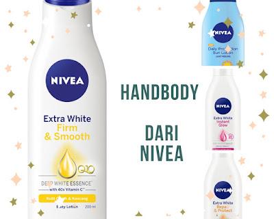 4 Jenis Handbody dari Nivea sesuai Jenis Kulit