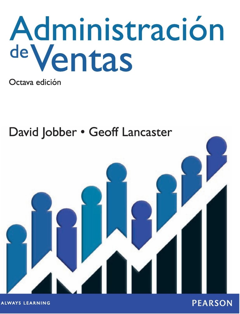 Administración de Ventas, 8va Edición – David Jobber