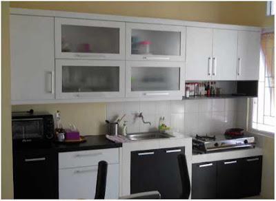 gambar dapur sederhana dan rapi
