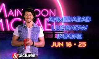 'Main Hoon Michael' Dance Face-off with Tiger Shroff