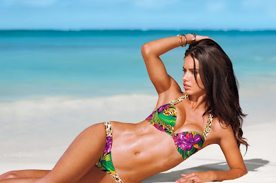 Adriana Lima Victoria Secret Model HD wallpaper 013,Adriana Lima HD Wallpaper