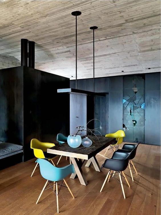 Arredamento e dintorni sedie da abbinare ad un tavolo di legno rustico - Sedie da abbinare a tavolo fratino ...