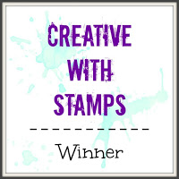 Winner Creative With Stamps