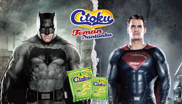 nonton-bareng-citoku; citoku-snack; citoku-kentang; citoku-stik-kentang; citoku-rumput-laut; snack-citoku; nobar-batman-v-superman; batman-v-superman; cinemaxx-fx
