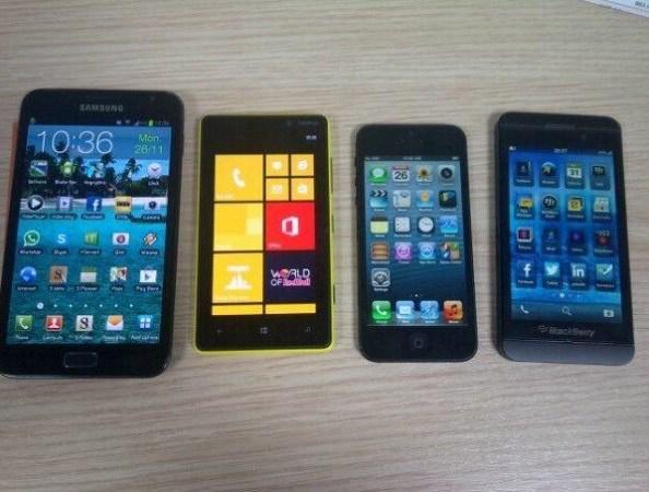 Bocoran Foto dan Video Blackberry 10 L-Series