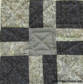 How to make a Simple quilt pattern Block