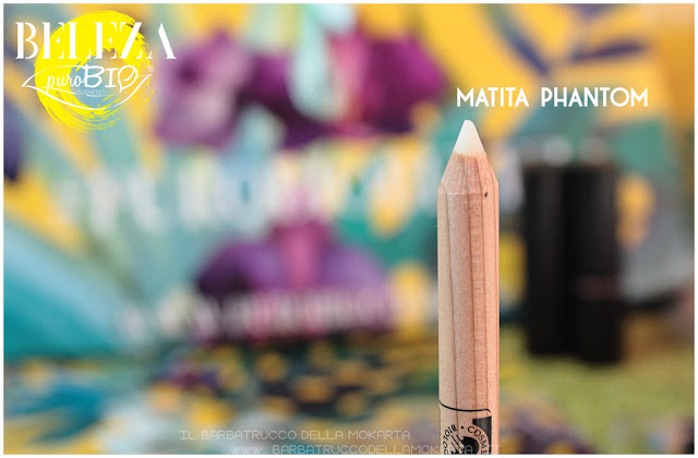beleza purobio eyeshadow matita phantom eyepencil review