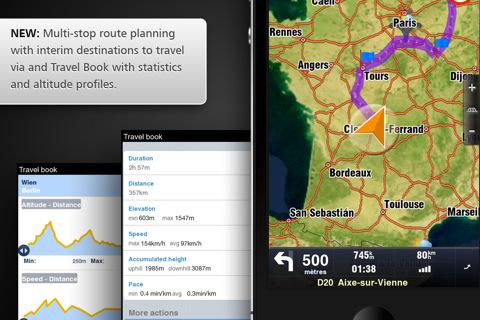 Best iPhone Games, Apps & Ringtones: Sygic Aura Drive France