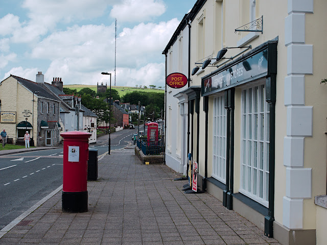 Princetown, Devon, Post-Office