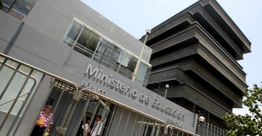 MINEDU alerta sobre difusión de videos con materiales educativos que no son del Ministerio de Educación - www.minedu.gob.pe